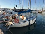 Barca a vela, cabinato Dufour 2800