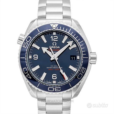 [NUOVO] Omega Seamaster 215.30.40.20.03.001 Blue