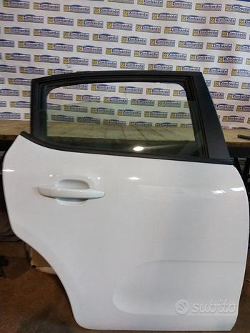 Porta posteriore destra Peugeot 208 Restyling