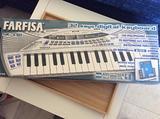 Tastiera portatile farfisa sk 330