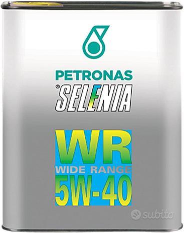 Olio petronas selenia wide range 5w-40 1lt