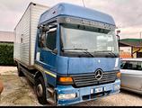 Mercedes 1223 Furgone e sponda, anno 2003