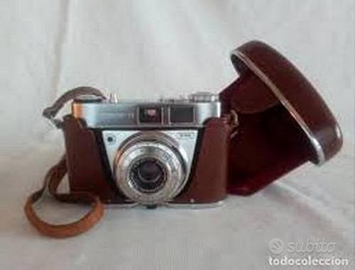 Fotocamera da collezione kodak