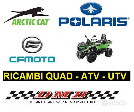 Ricambi Quad ATV - Arti Cat - Artic-Cat