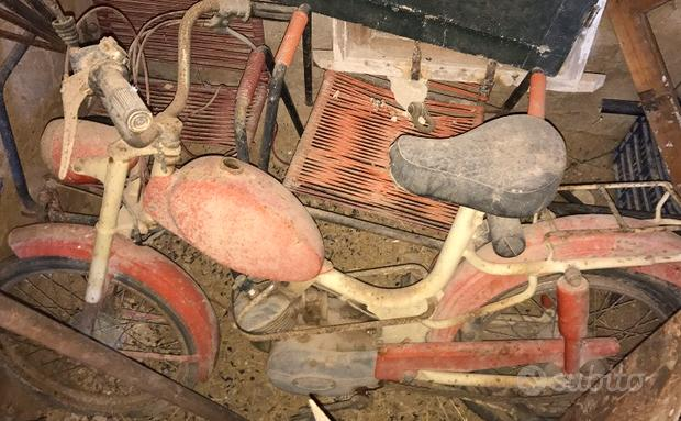 Motorino anni 60 Copeta Rondine 50 cc
