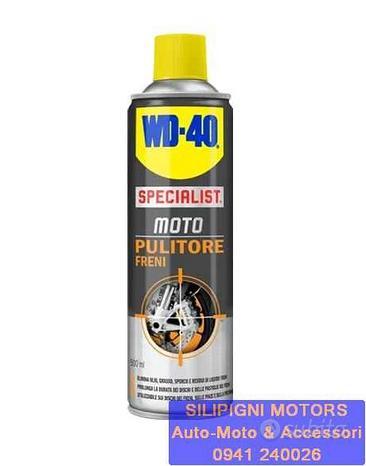WD-40 SPECIALIST MOTO PULITORE FRENI Spray 500ml