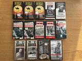 14 VHS varie sulla Seconda Guerra Mondiale in DVD