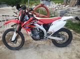 Honda Cre 450 x