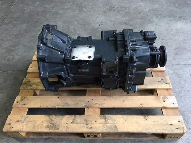 Cambio Iveco Tector 2870B9 8871020