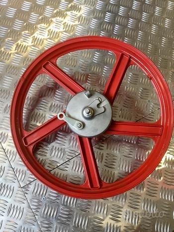 Cerchio Red anteriore lega