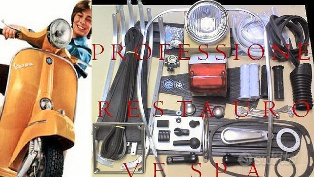 Vespa 125 GTR TS 180 200 RALLY ricambi 150 SPRINT