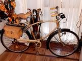 BIcicletta Trussardi Pieghevole Vintage