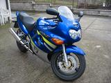 Suzuki GSX 600 F - 2002