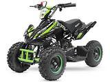 MINIQUAD cross PYTHON E.S. mini moto quad 49cc