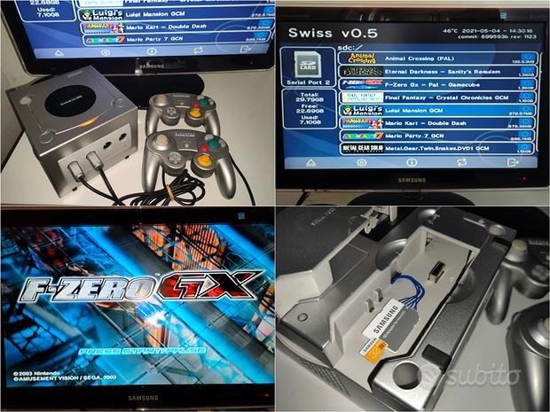 Nintendo GameCube Xeno 2 joypad 32gb
