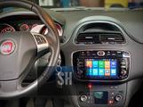 Radio Tablet navigatore FIAT PUNTO dal 2011 - 2020