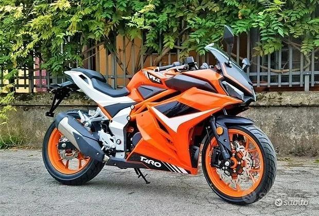 NUOVA MOTO Sportiva WOTTAN GP1 125cc LC