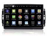 Navigatore crysler 300c android wifi full hd