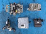 Body computer Toyota Rav4 05 2000cc TD 1CDFTV