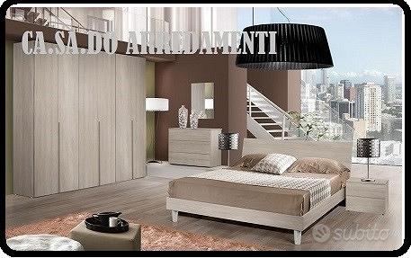 Camera da letto olmo