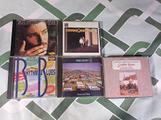 Vari CD di musica