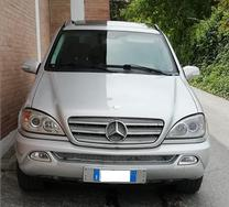 Mercedes ML 270 cdi automatico