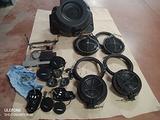 Bose kit altoparlanti +amplificatori navigazione