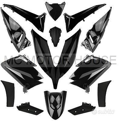 Plastiche Tmax 530/nero_bianco/T-MAX 500