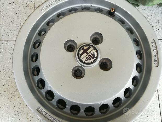 Cerchi da 13 per Alfa Romeo