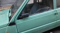 Fiat panda 1100 fire del 2002