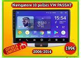 Autoradio tablet 10 pollici VW PASSAT B6 B7 CC