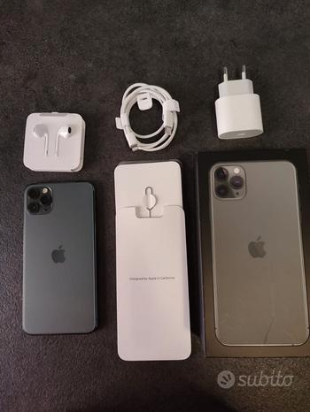 Iphone 11 pro max 64 Gb green