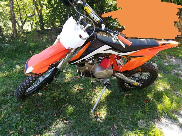Pit bike 125cc replica ktm 2020