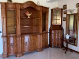 Credenza classica legno + angoliera
